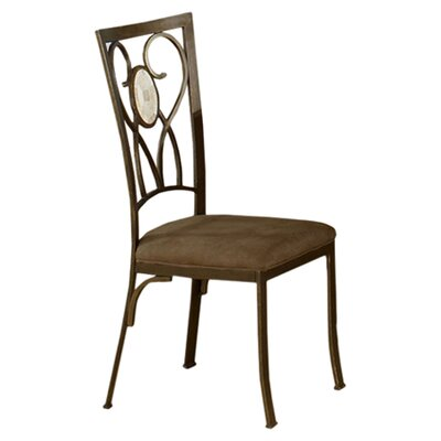 Brookside Oval Back Side Chair by Hillsdale