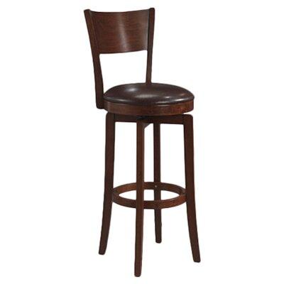 "Hillsdale Furniture Archer 25"" Swivel Bar Stool with Cushion"