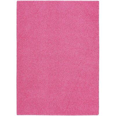 Garland Rug Magic Odor Eliminating Diamond Shazaam Pink Area Rug Garland Rug