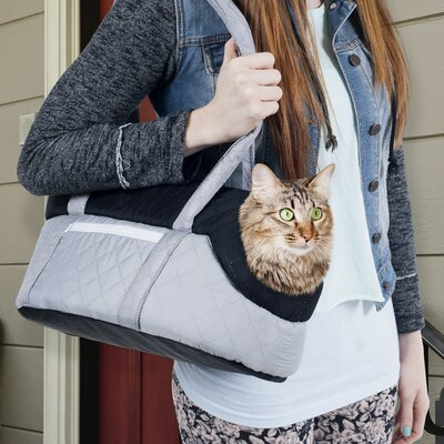 Cozy Cat Shoulder Carrying Bag by PAW