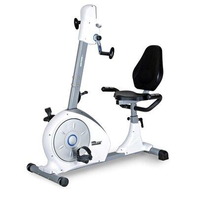 Dual Motion Recumbent Bike by Velocity Fitness