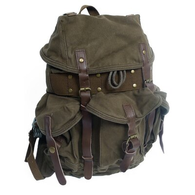 Backpack by Vagabond Traveler