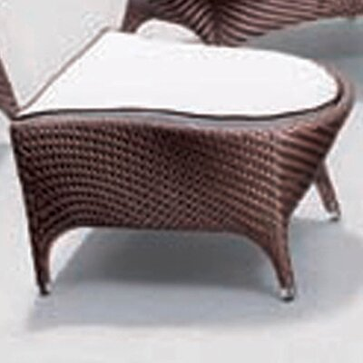 Flora Foot Stool with Cushion by 100 Essentials