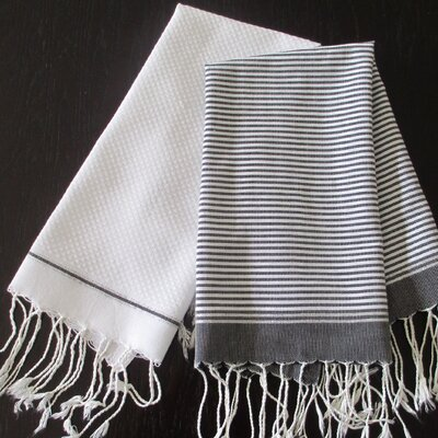 Scents and Feel Lurex Fouta Hand Towel