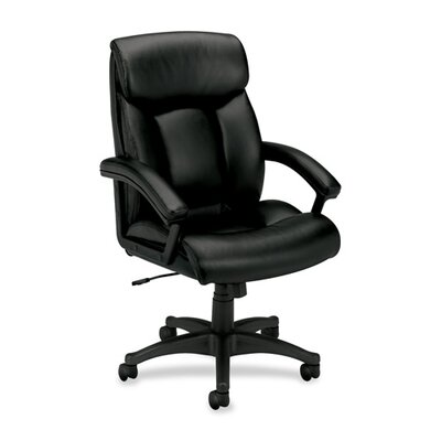Basyx by HON VL151 Leather Executive High-Back Chair
