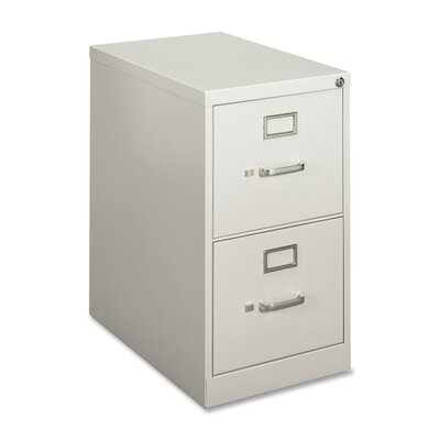 Basyx by HON 2-Drawer Letter File