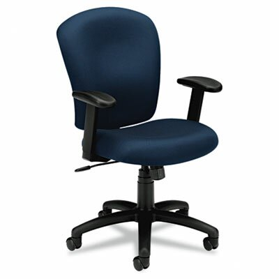 Basyx by HON VL200 Series Task Chair with Adjustable Height Arms