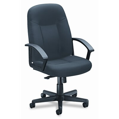 Basyx by HON VL601 Series Mid-Back Conference Chair