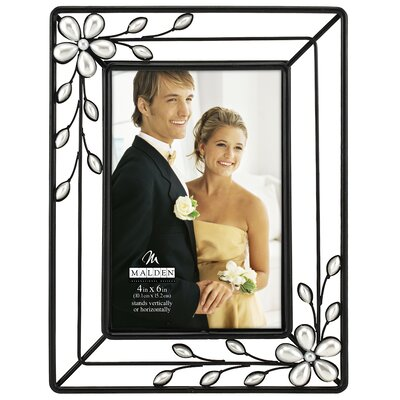 Pearls Picture Frame by Malden