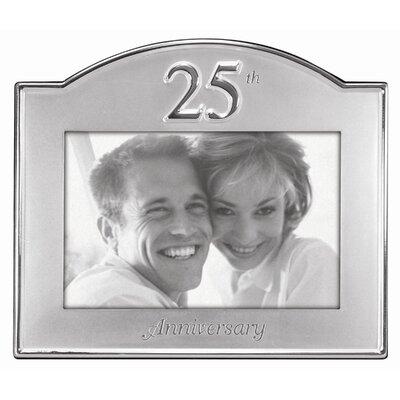 Malden 25th Anniversary Picture Frame