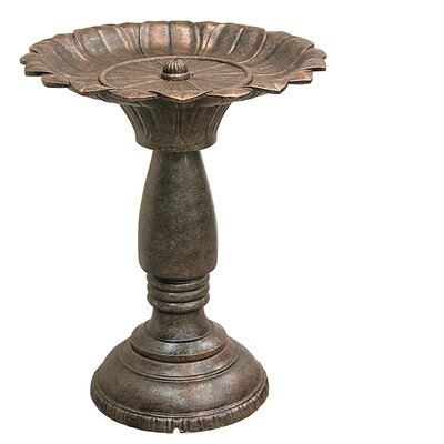 Innova Hearth and Home Reflection Fountain / Birdbath