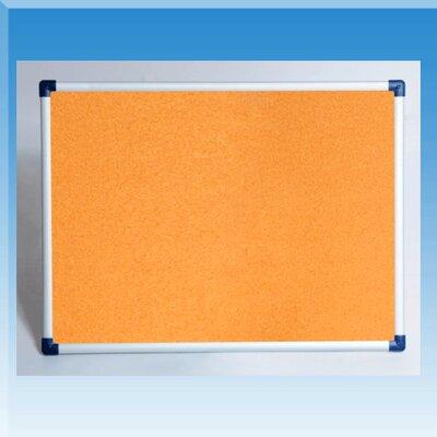 Golden Panda, Inc. Cork Note Wall Mounted Whiteboard