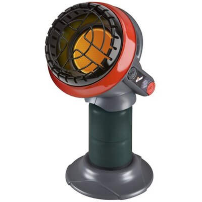 Mr. Heater Buddy Heaters 3,800 BTU Portable Propane Radiant Compact Heater