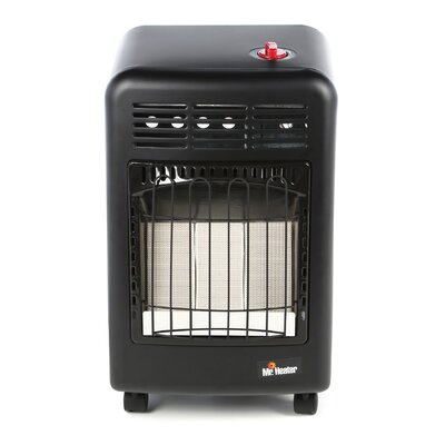 Mr. Heater 18,000 BTU Portable Propane Radiant Compact Heater