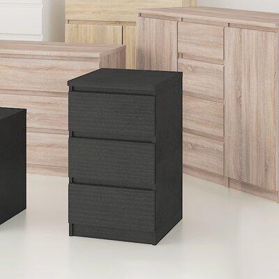 Scottsdale 3 Drawer Dresser by Tvilum