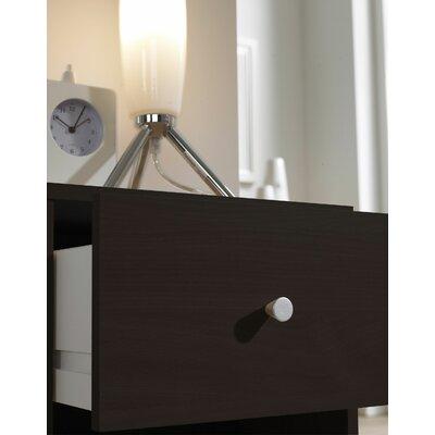 Tvilum Portland Bedroom 1 Drawer Nightstand