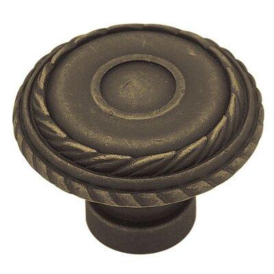 Liberty Hardware Mushroom Knob