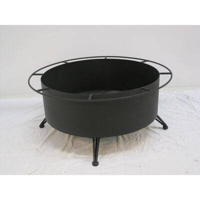Cove Wood Outdoor Fire Pit by Meadowcraft