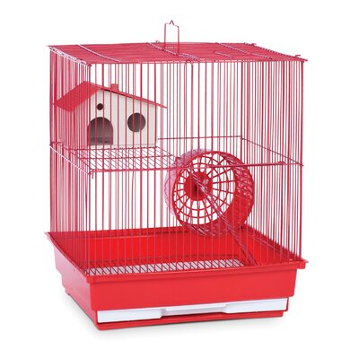 Prevue Hendryx 2-Story Small Animal Cage