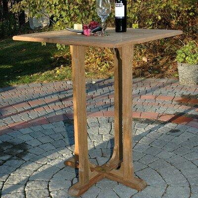 Regal Teak Bar Table