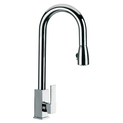 Single Handle Deck Mounted Kitchen Sink Faucet by Remer by Nameek's