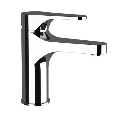 Single Handle Deck Mounted Bathroom Sink Faucet Product Photo