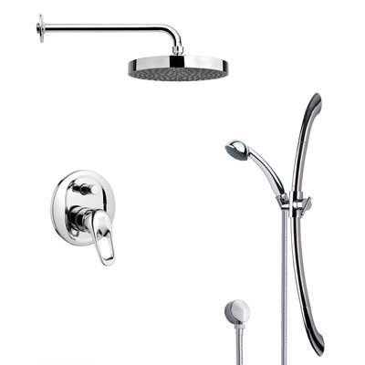 Rendino Pressure Balance Shower Faucet Product Photo