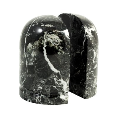 Bey-Berk Marble Dome Bookend