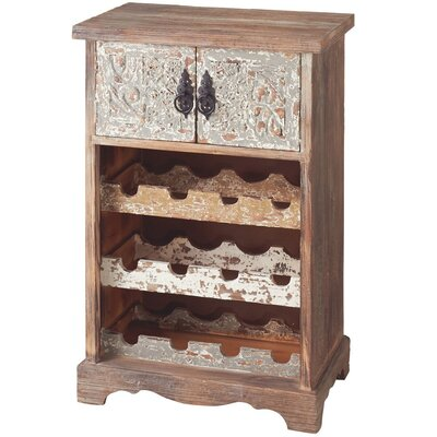 12 Bottle Wine Cabinet by CBK