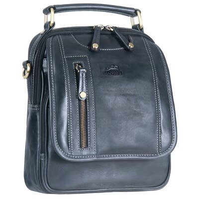Toscani Deluxe Unisex Travel Bag by Mancini