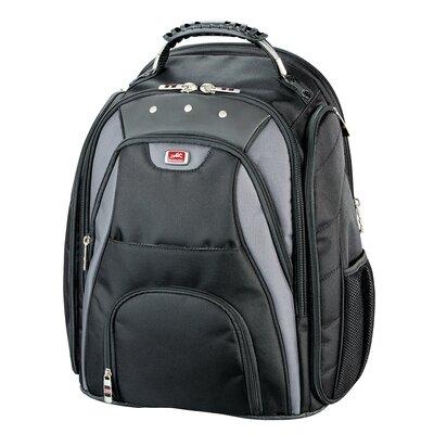 Biztech Laptop Computer Backpack by Mancini