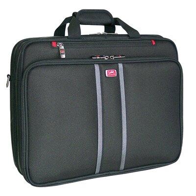 Biztech CompuFlyer Laptop Briefcase by Mancini