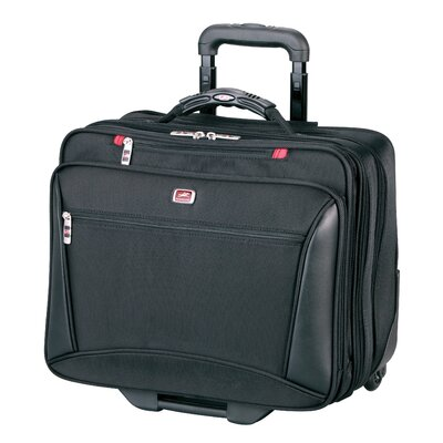 Mancini Biztech CompuTraveller-Laptop Briefcase