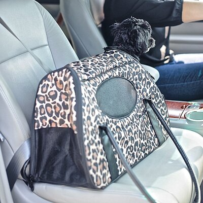Carry Me Deluxe Pet Carrier by Gen7Pets