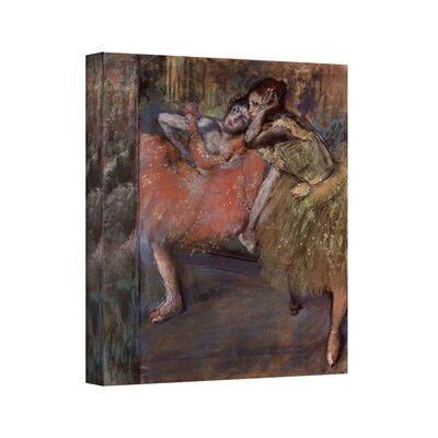 ArtWall ''Friends'' by Gustav Klimt Painting Print on Canvas