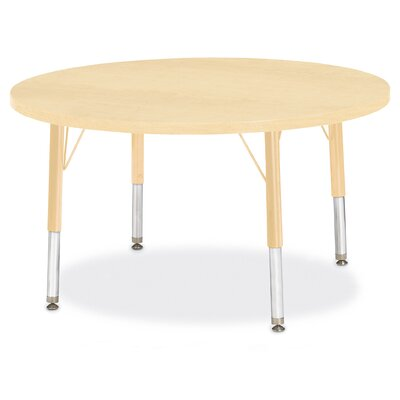 "Jonti-Craft Berries 36"" Round Classroom Table"