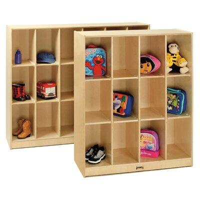Jonti-Craft 18 Cubbie Locker Storage