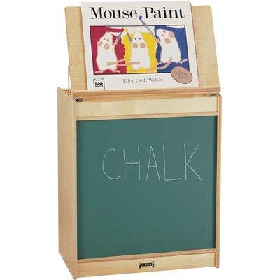 Jonti-Craft ThriftyKYDZ Big Book Easel - Chalkboard