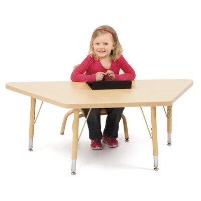 Jonti-Craft Berries Trapezoidal Classroom Table