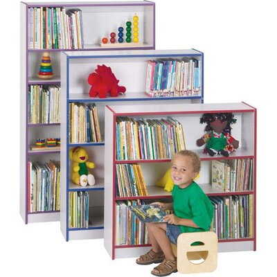 "Jonti-Craft Rainbow Accents 48"" Bookcase"
