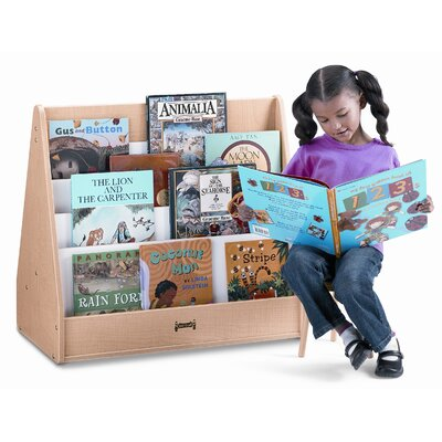 Jonti-Craft One Sided Pick-A-Book Stand