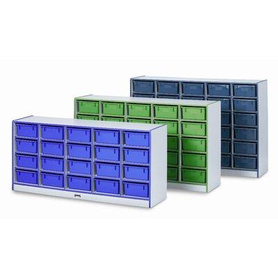 Jonti-Craft Single Tub Storage Cubby