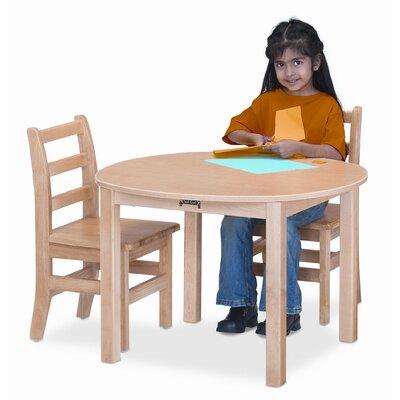 "Jonti-Craft Multi-Purpose 30"" Round Classroom Table"