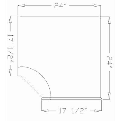 Jonti-Craft 1 Tier 1-Section Corner Coat Locker
