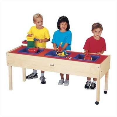Jonti-Craft 3 Tub Sand-n-Water Table