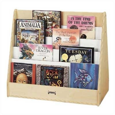 Jonti-Craft Pick-a-Book Stand with 2 Sided