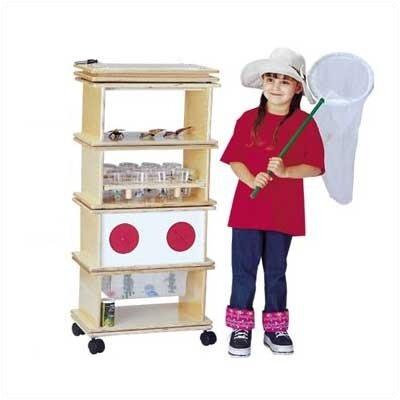 Jonti-Craft Science Lab System 6 Piece Set
