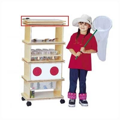 Jonti-Craft Magnetic Lab 2 sided
