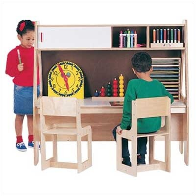 Jonti-Craft Twin Activity Center Classroom Table