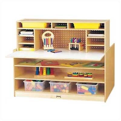 """Jonti-Craft Maxi 48"""" W Script-n-Skills Station Children's Desk"""